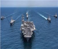 سفن حربية أوروبية تتحرك إلى بحر الصين الجنوبي   فيديو