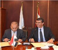اتفاقية تعاون بين غرفتي الجيزة وطبرق الليبية لزيادة التبادل التجاري