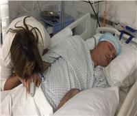 إيمان البحر درويش: «شفيت من الشلل النصفي بعد نزيف حاد في المخ»