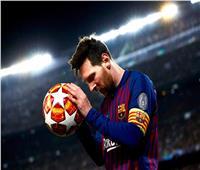 ميسي يواصل كتابة التاريخ مع برشلونة