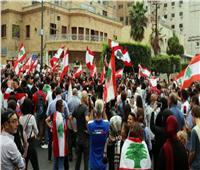 تحركات شعبية في مناطق لبنانية متفرقة احتجاجا على التدهور الاقتصادي
