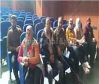 بدء مشروع «ابدأ حلمك» بقصر ثقافة بورسعيد