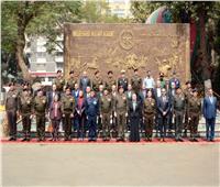 أكاديمية ناصر العسكرية تحصل على شهادات الاعتماد من «ضمان جودة التعليم»