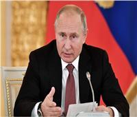 بوتين يبعث ببرقية عزاء للرئيس السيسي في ضحايا حادث سوهاج