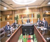 مجلس إدارة المناطق الصناعية ببني سويف يجتمع لتذليل بعض معوقات الاستثمار