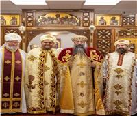 سيامة كاهن لكنيسة المقر البابوي بنيو جيرسي