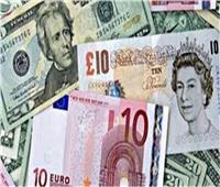 انخفاض جماعي بأسعار العملات الأجنبية في البنوك 24 مارس