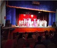 «المتفائل» على مسرح قصر ثقافة الفيوم