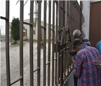 محافظ أسيوط يغلق قاعة للدروس الخصوصية