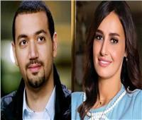هجوم حاد على معز مسعود بسبب ظهور زوجته «حلا شيحة» بدون حجاب