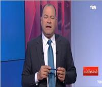 «الديهي» عن جنوح سفينة حاوية قناة السويس: حادث عارض ورُب ضارة نافعة
