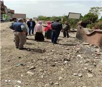 تسليم مواقع المجمعات الخدمية ومعاينات «سكن كريم» بقري أشمون