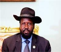 سلفاكير يبحث مع  نائب رئيس مجلس السيادة السوداني تطوير العلاقات الثنائية
