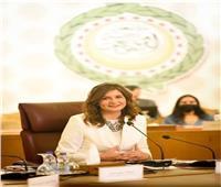 وزيرة الهجرة تنشر فيديوهات بـ«لغات العالم» عن نهر النيل وأزمة سد النهضة