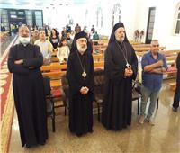 اليوم الثاني من نهضة الصوم الأربعيني بكنيسة القيامة بالمنيا الجديدة