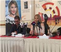 نادية الجندي: مهرجان الأقصر يدعم علاقات مصر بالدول الأفريقية