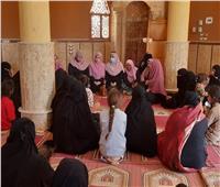 قافلة «البحوث الإسلامية» بجنوب سيناء تواصل مسيرتها بلقاءات نوعية للوعاظ.. صور