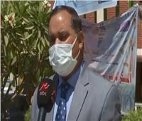 رئيس جامعة سوهاج: استقبلنا 42 حالة من مصابي حادث القطار