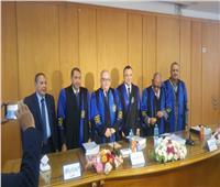 استخدام الهيئات الدبلوماسية للإعلام في رسالة دكتوراه بجامعة الإسكندرية