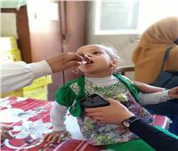 استمرار الحملة القومية للتطعيم ضد مرض شلل الأطفال بقنا