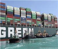إنهاء أزمة جنوح سفينة قناة السويسرسالة تطمئن العالم