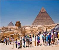 مجلس الوزراء ينشر إنفوجرافًا بتوقعات انتعاش قطاع السياحة حتى ٢٠٢٥