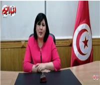 خاص| عبير موسي: بدأنا في رفع قضايا بالمحاكم الدولية ضد حركة النهضة ..فيديو
