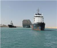 خاص| 43سفينة في البحيرات ضمن قافلة الشمال بدأت عبور القناة