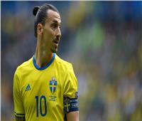 إبراهيموفيتش: عدم تسجيل الأهداف مع السويد لا يقلقنى