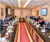 مباحثات لتعزيز التعاون بين العربية للتصنيع وشركة ألستوم الفرنسية العالمية