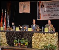 منح 18 باحثًا درجة الدكتوراة والماجستير بجامعة بورسعيد