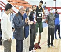 رئيس الزمالك للاعبي السلة: لن نترك حق النادي.. وواثقون في قدراتكم