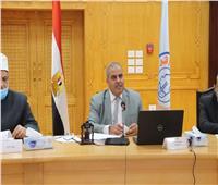 جامعة الأزهر: قناة السويس تعكس قوة مصر البحرية، وترسخ صورة حضارتها العالمية