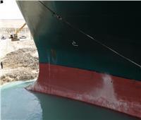 بدء التحقيقات في قناة السويس لكشف أسباب جنوح السفينة البنمية