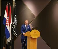 كرواتيا: نستهدف التوسع في مجالات السيارات والسياحة والأدويةبمصر