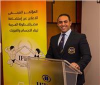 مصري يحكم بطولة عجمان الدولية الأولى لكمال الأجسام والفيزيك