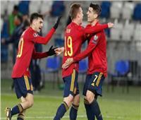 موراتا يقود هجوم منتخب إسبانيا أمام كوسوفو