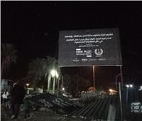 جولة تفقدية لمحافظ بورسعيد على شاطىء المحافظة
