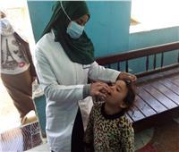 تطعيم 962 ألف طفل ضمن الحملة القومية ضد شلل الأطفال بمراكز المنيا