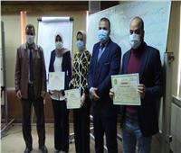 شعراوي: الاستفادة من خريجي مركز سقارة كمدربين بالمحافظات
