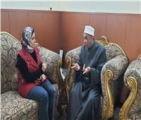 خاص  جابر طايع يكشف استعدادات الأوقاف لمتابعة المساجد خلال شهر رمضان