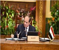 الرئيس السيسي للمستثمرين الأمريكان: مصر تزخر بفرص استثمارية ضخمة