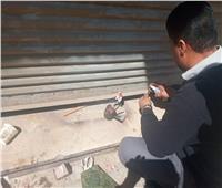 غلق 8 محال للموبيليا والأثاث للعمل بدون ترخيص في مرسى مطروح