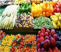 ثبات أسعار الخضروات بسوق العبور في أول أيام شهر رمضان