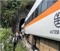 ارتفاع حصيلة ضحايا قطار تايوان إلى 36 قتيلا و68 مصابًا
