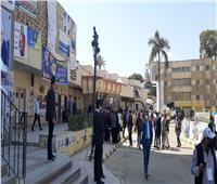 توافد أعضاء عمومية الصحفيين لانتخابات  التجديد النصفي لمجلس النقابة  |  صور