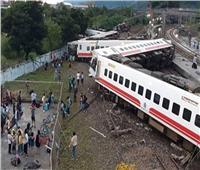 ارتفاع حصيلة قتلى انحراف قطار تايوان إلى 41 قتيلا