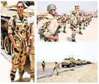 شعب المستحيل| تحرير سيناء من الإرهاب.. تضحيات الرجال