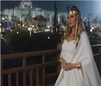 يسرا: العالم كله يتمني لو يملك جزءًا من كنوز مصر  فيديو