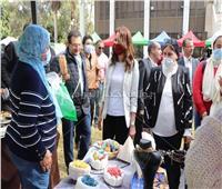 «الجيزة» تفتتح معرض لمنتجات الشباب وأصحاب الحرف